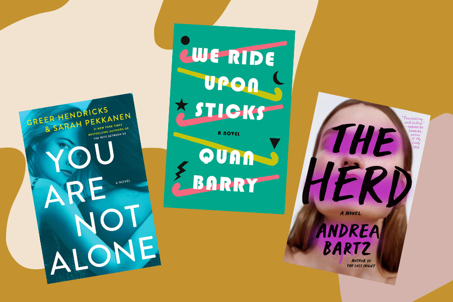 best new books march