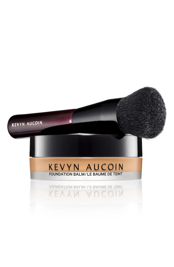 Kevyn Aucoin Foundation Balm and Brush
