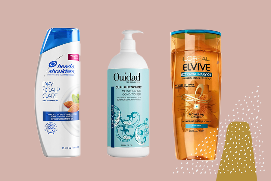 best shampoo and conditioner for dry hair