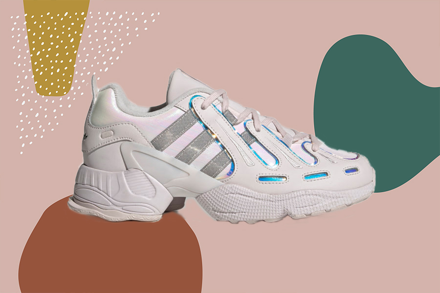 Adidas chunky dad sneakers