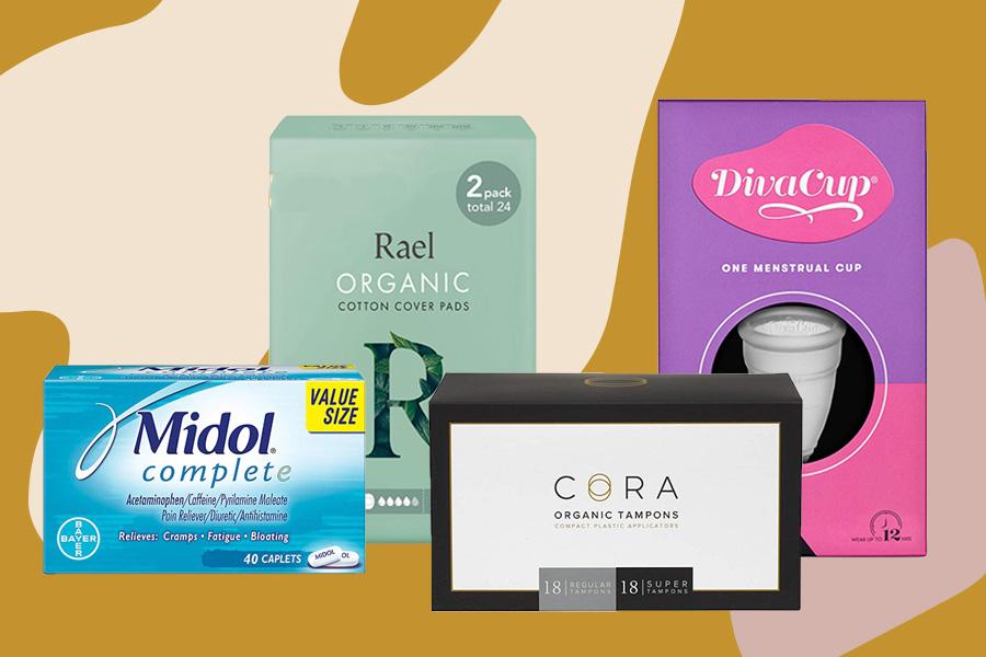 menstrual hygiene products