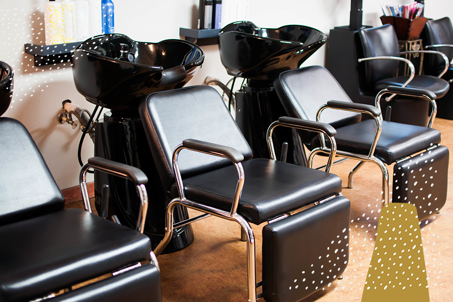 salons closing due to coronavirus, hair salon closing, nail salon closing, at-home beauty