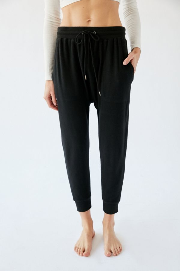 urban outfitters cozy fleece pants