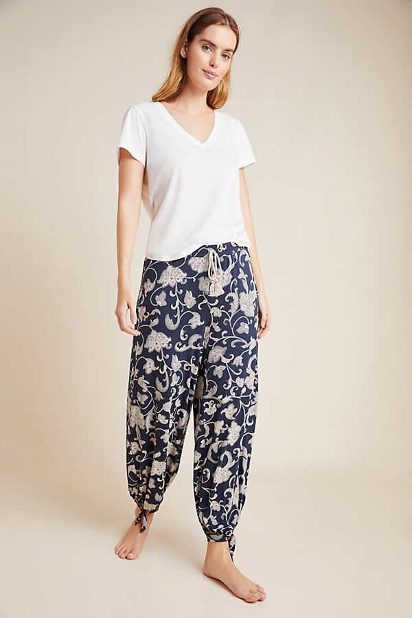 anthropologie harem joggers on sale, work from home clothes