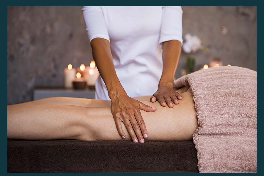 what is a lymphatic massage