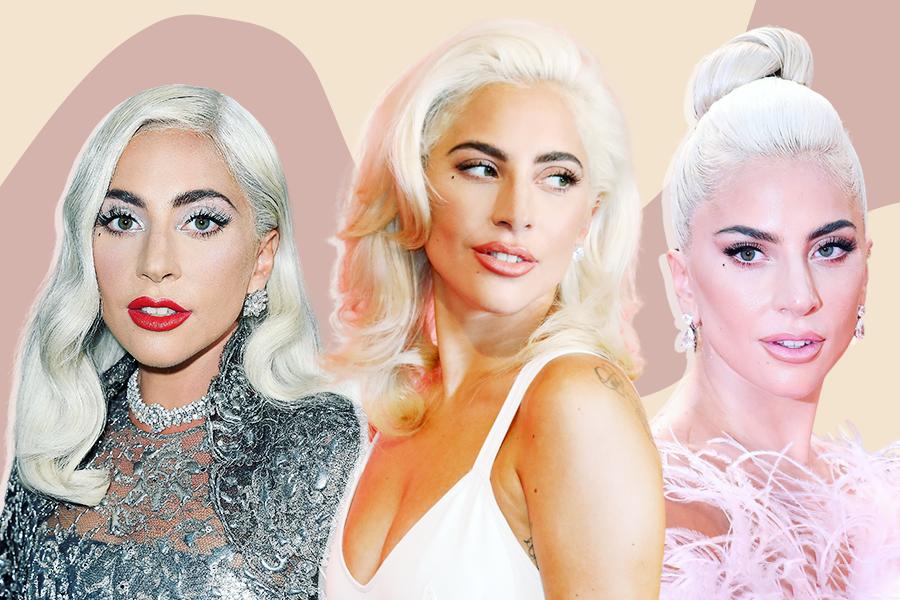 Lady Gaga best beauty looks