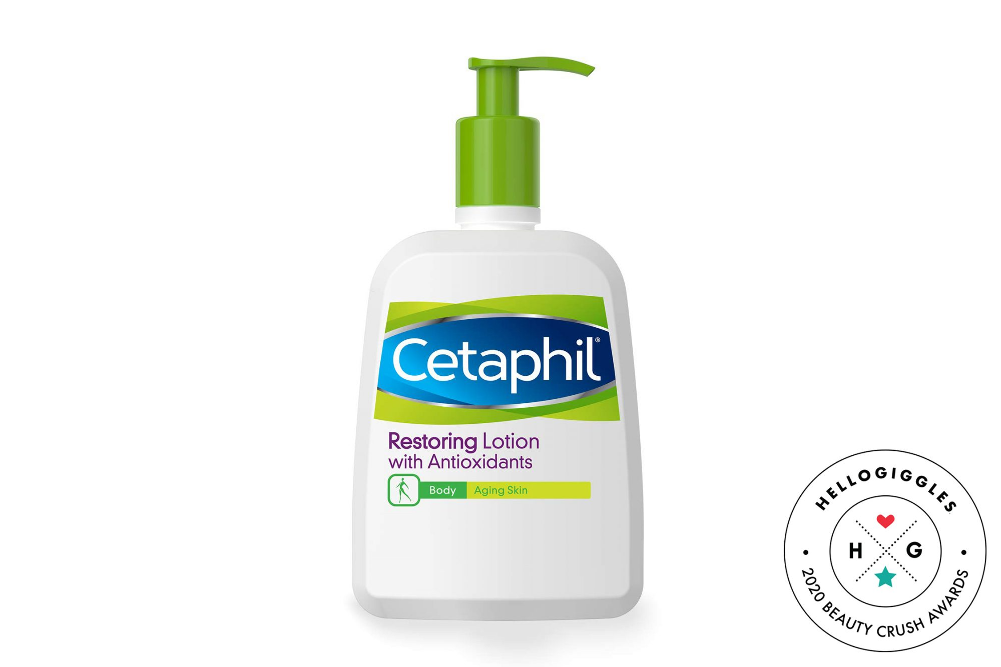 Niacinamide Cetaphil body lotion