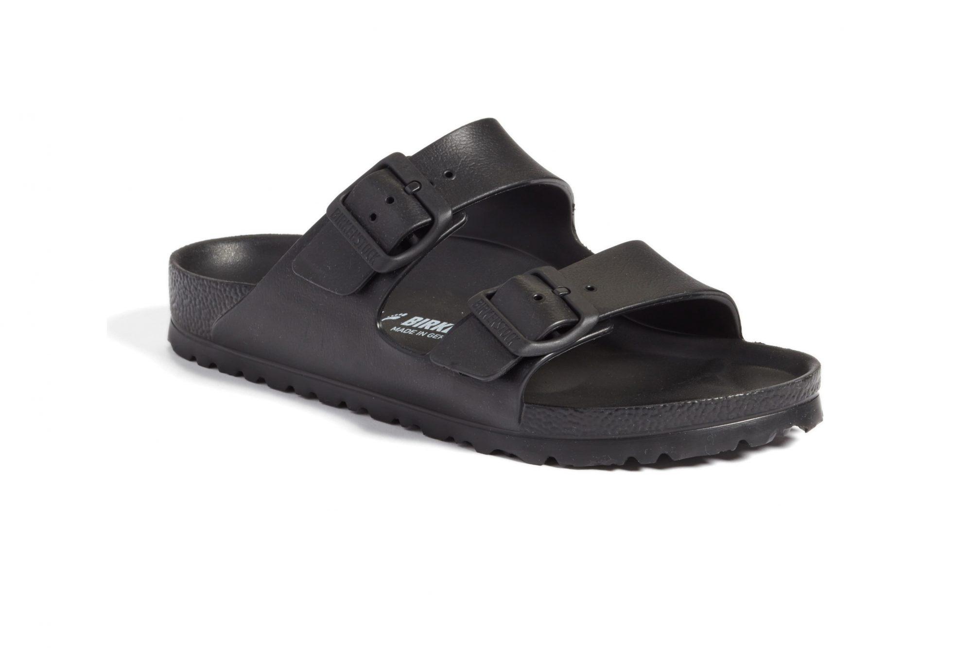 birkenstock essentials Arizona slide sandals