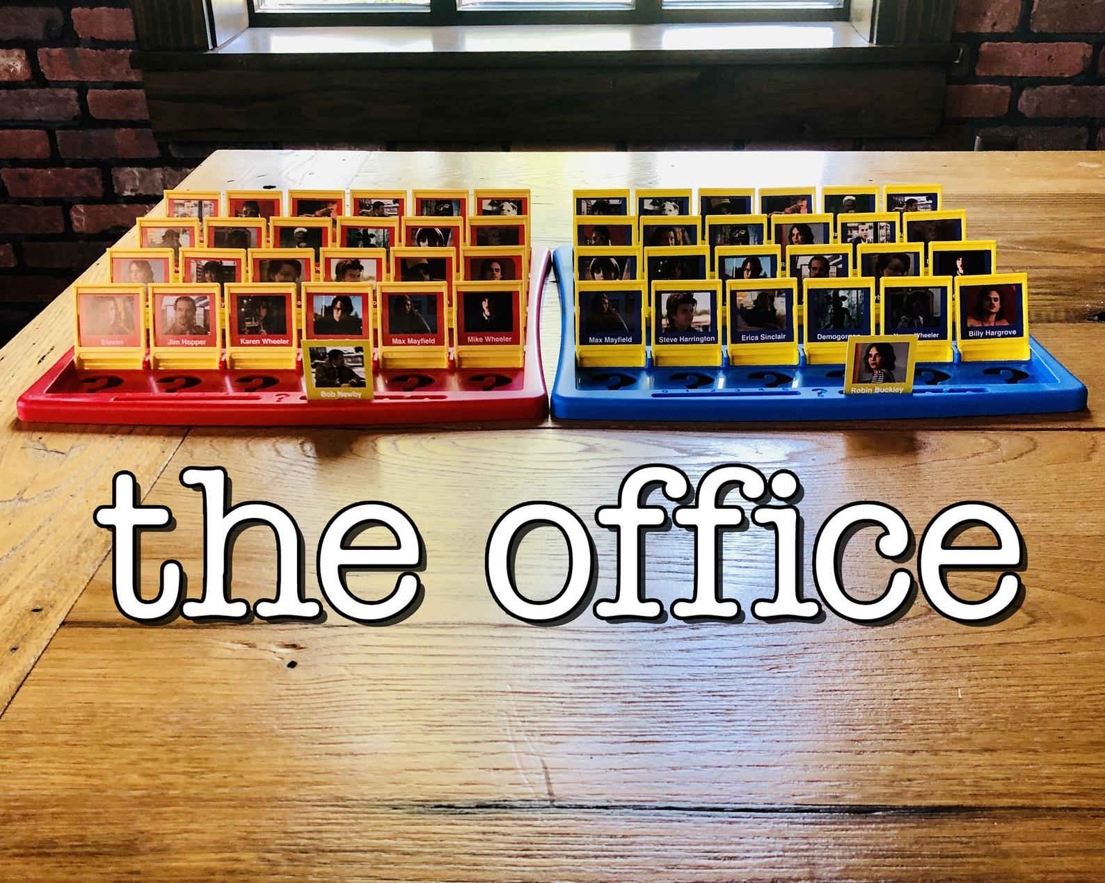 Etsy The Office board game