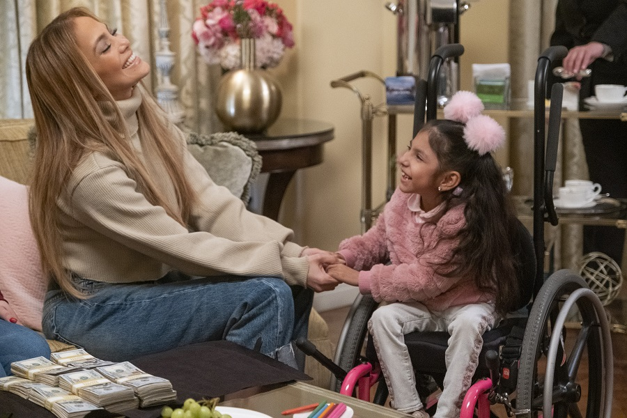 jennifer lopez on quibi series thanks a million