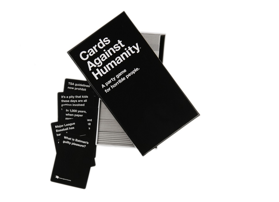 play cards against humanity online