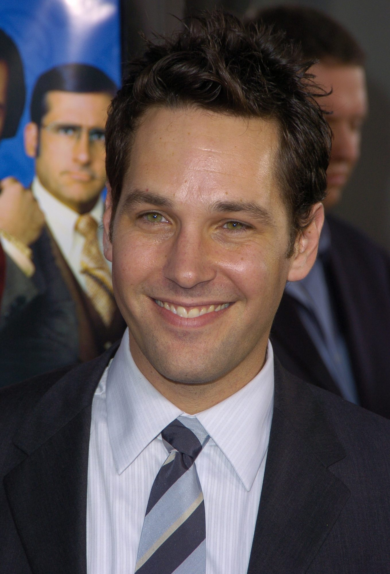 Paul Rudd S Age Never Changes And These Pictures Prove It Hellogiggles