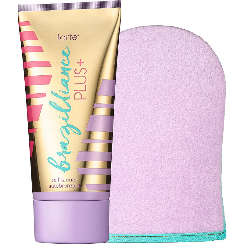 tarte brazilliance self tanner lotion
