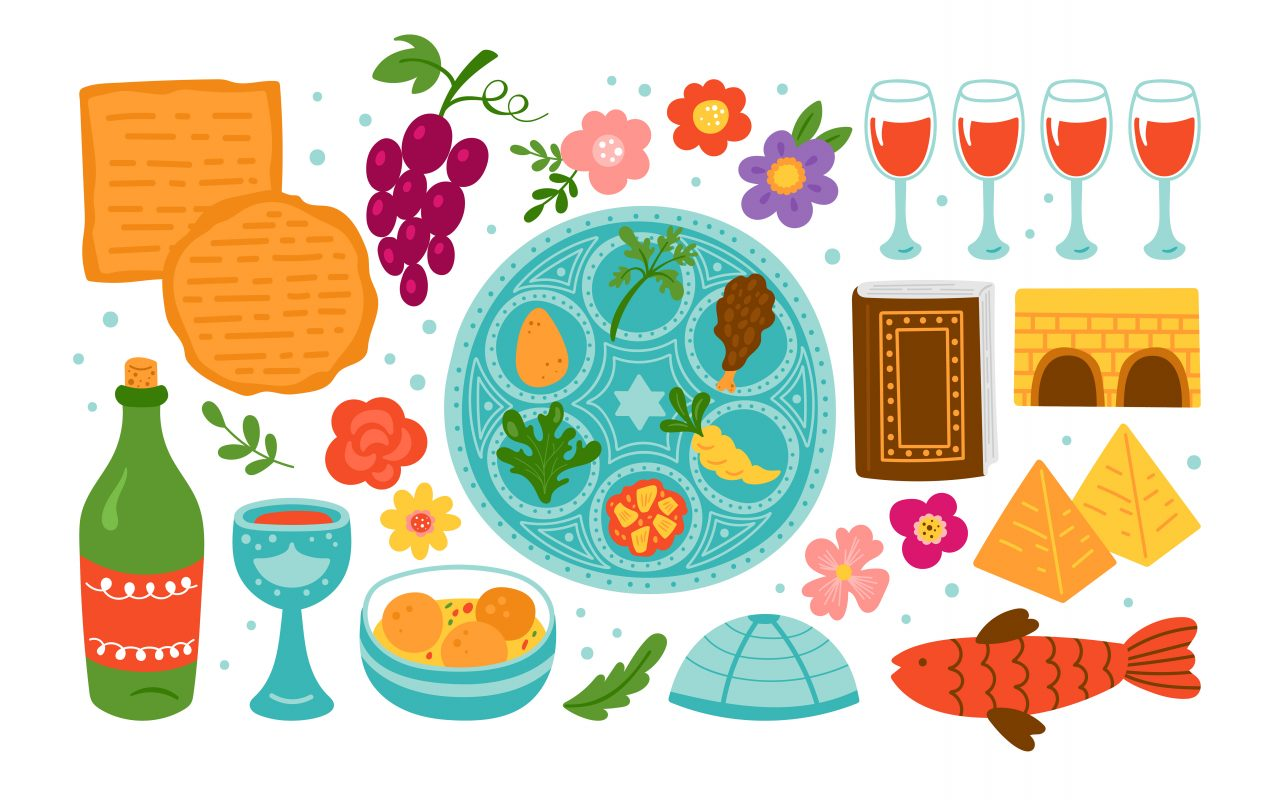 Passover television is here to save seder.