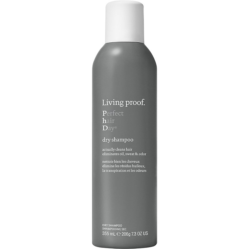 living proof dry shampoo, best dry shampoo for oily hair