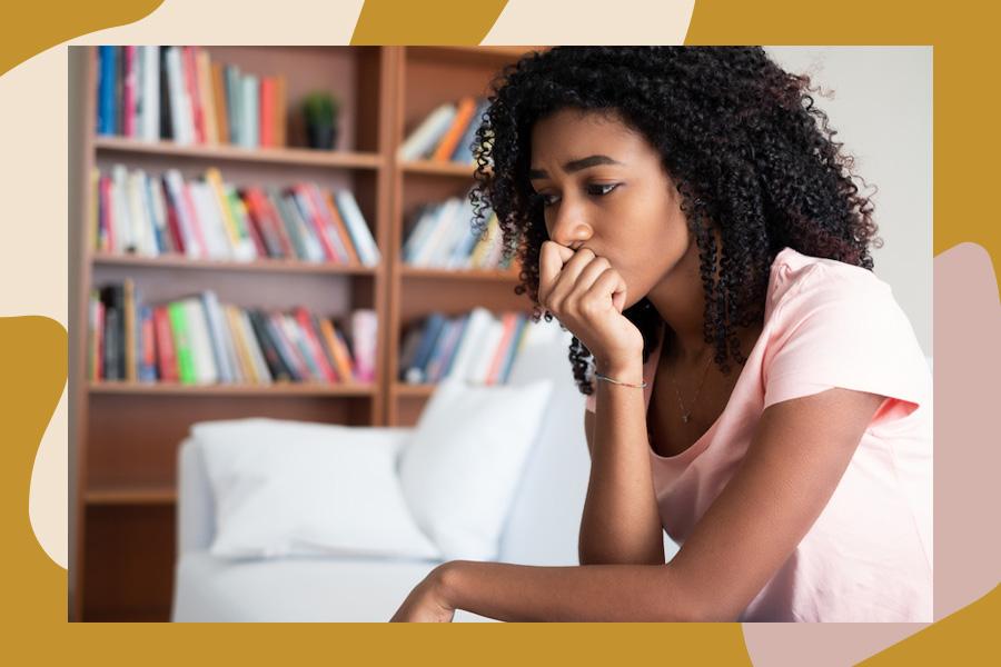 coronavirus symptoms, stress, anxiety