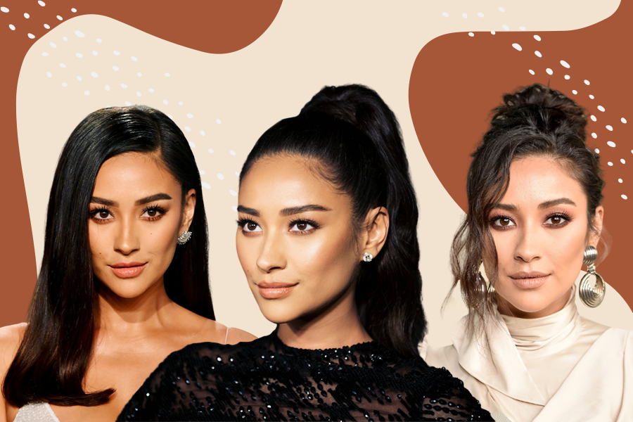 Shay Mitchell best beauty looks