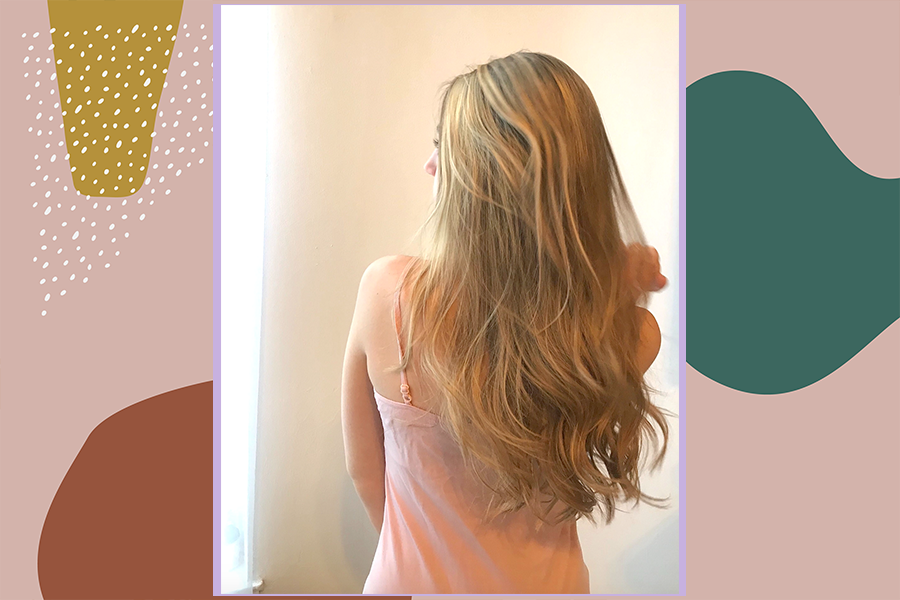 beachwaver blonde shampoo review