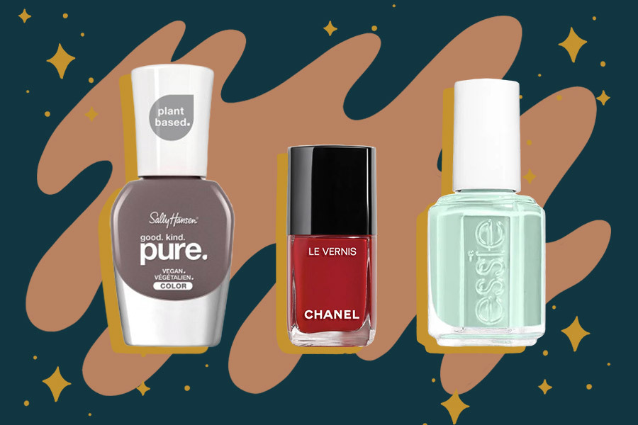 nail polish color for your zodiac sign