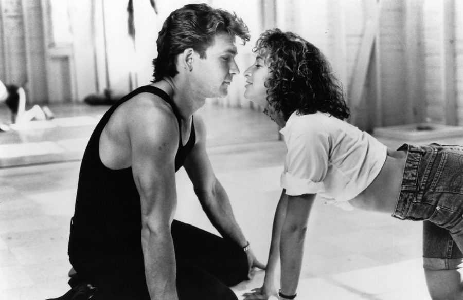 scene from dirty dancing, lionsgate, jennifer grey
