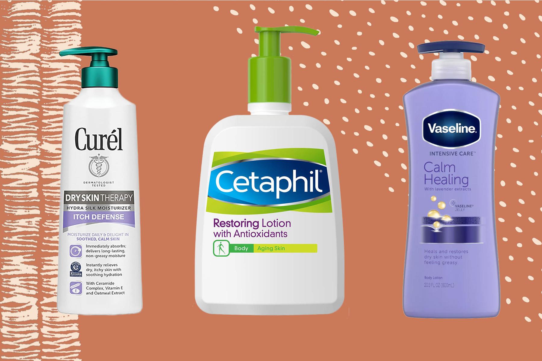 best drugstore body lotion