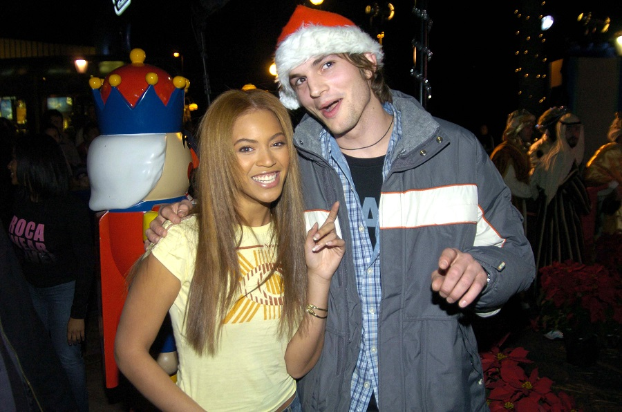 mtv show punk'd with ashton kutcher and beyonce
