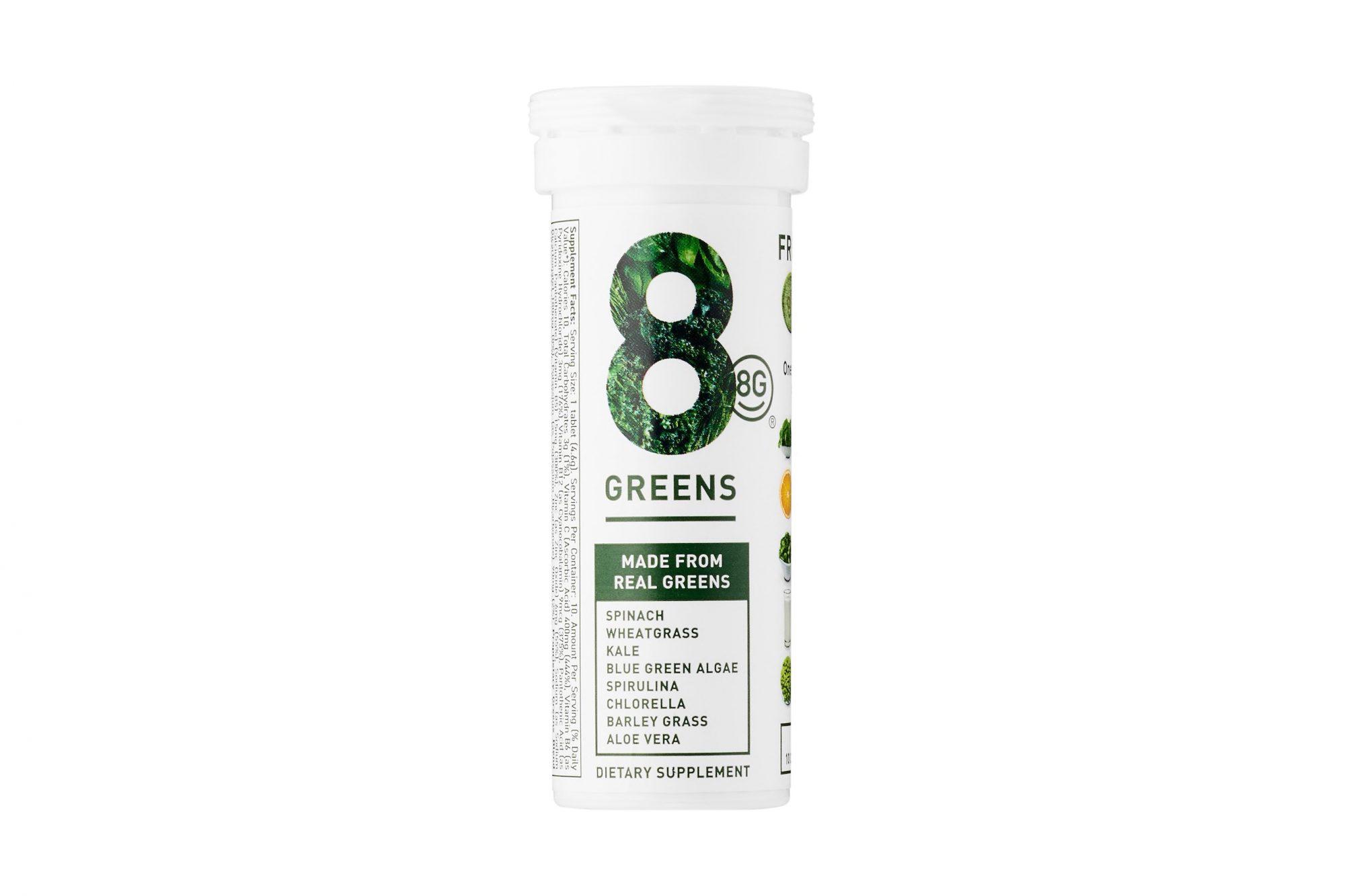 food diy skincare 8greens