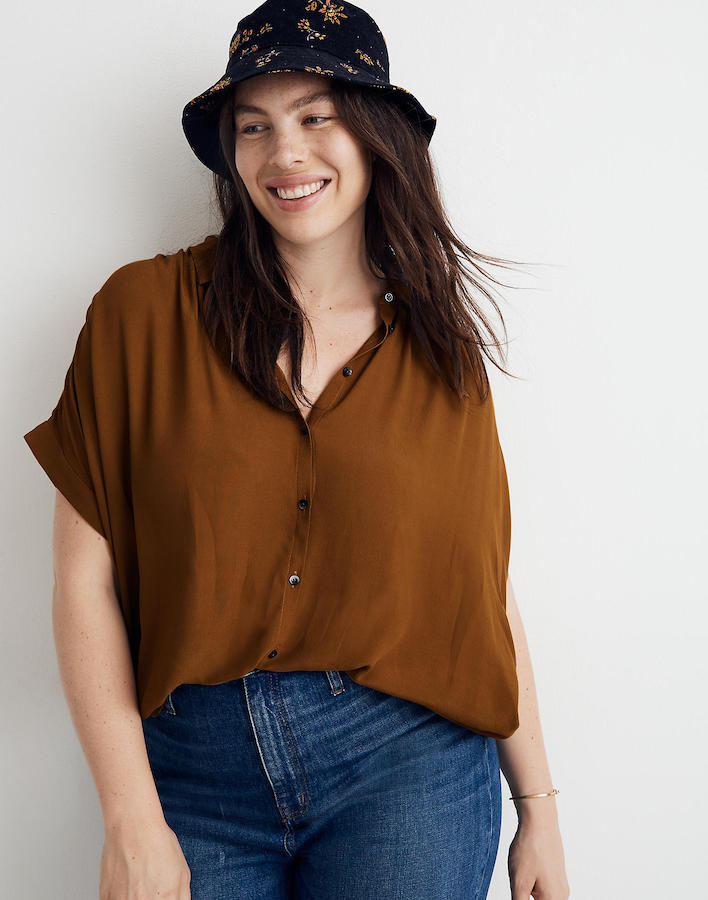 madewell loungewear top