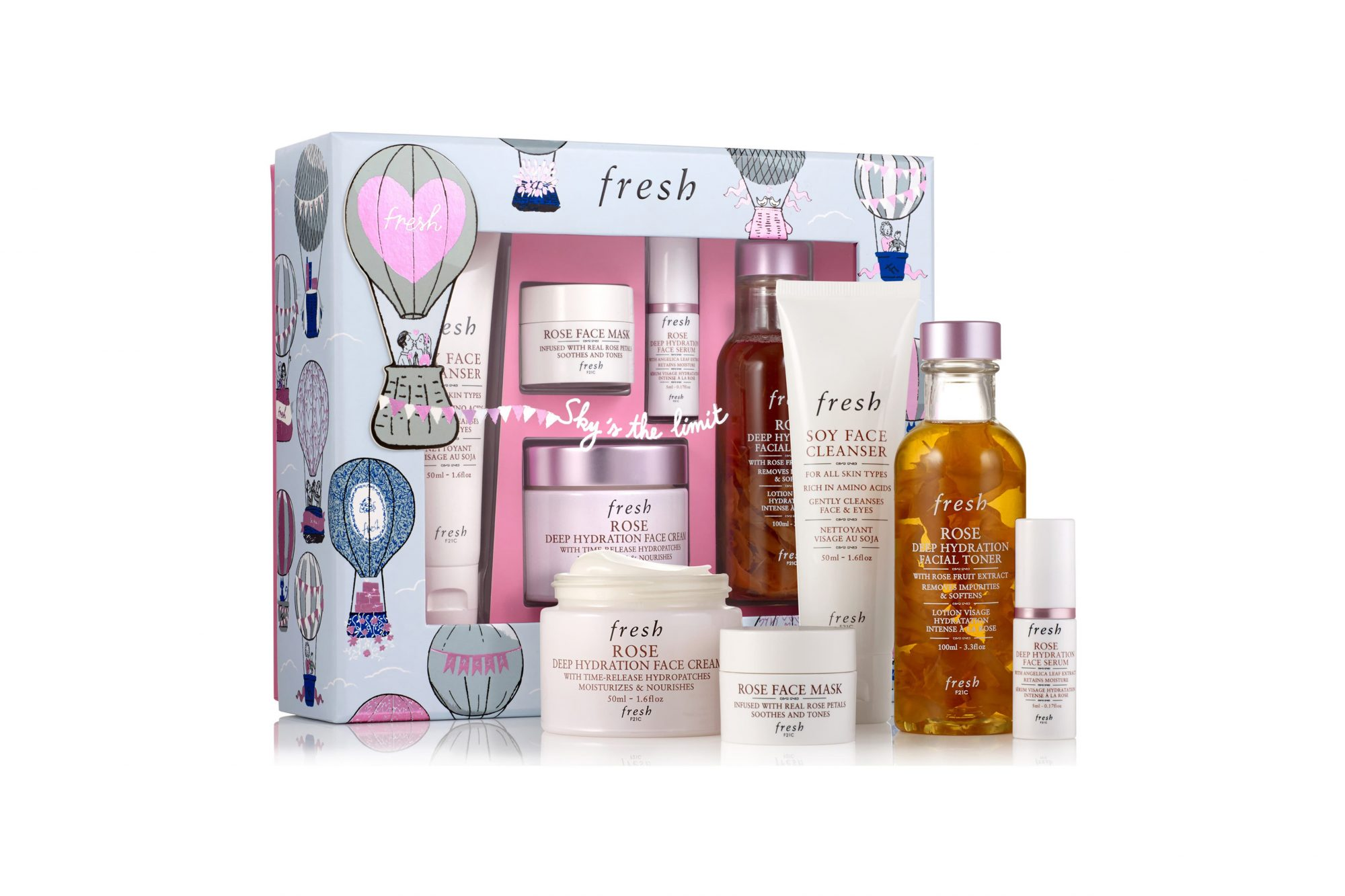 Mother's Day gifts 2020 fresh skincare