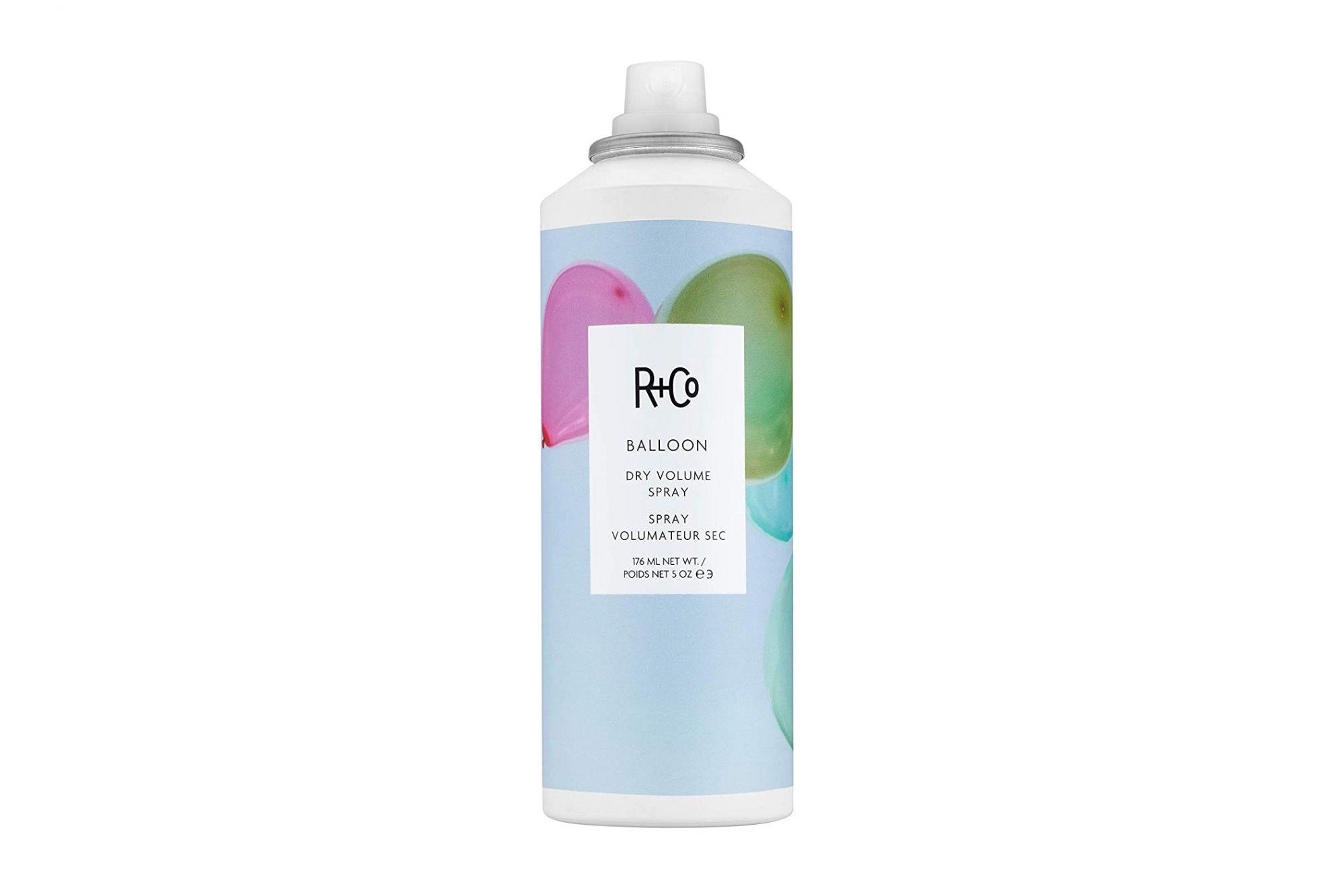 volumizing hair spray r+co