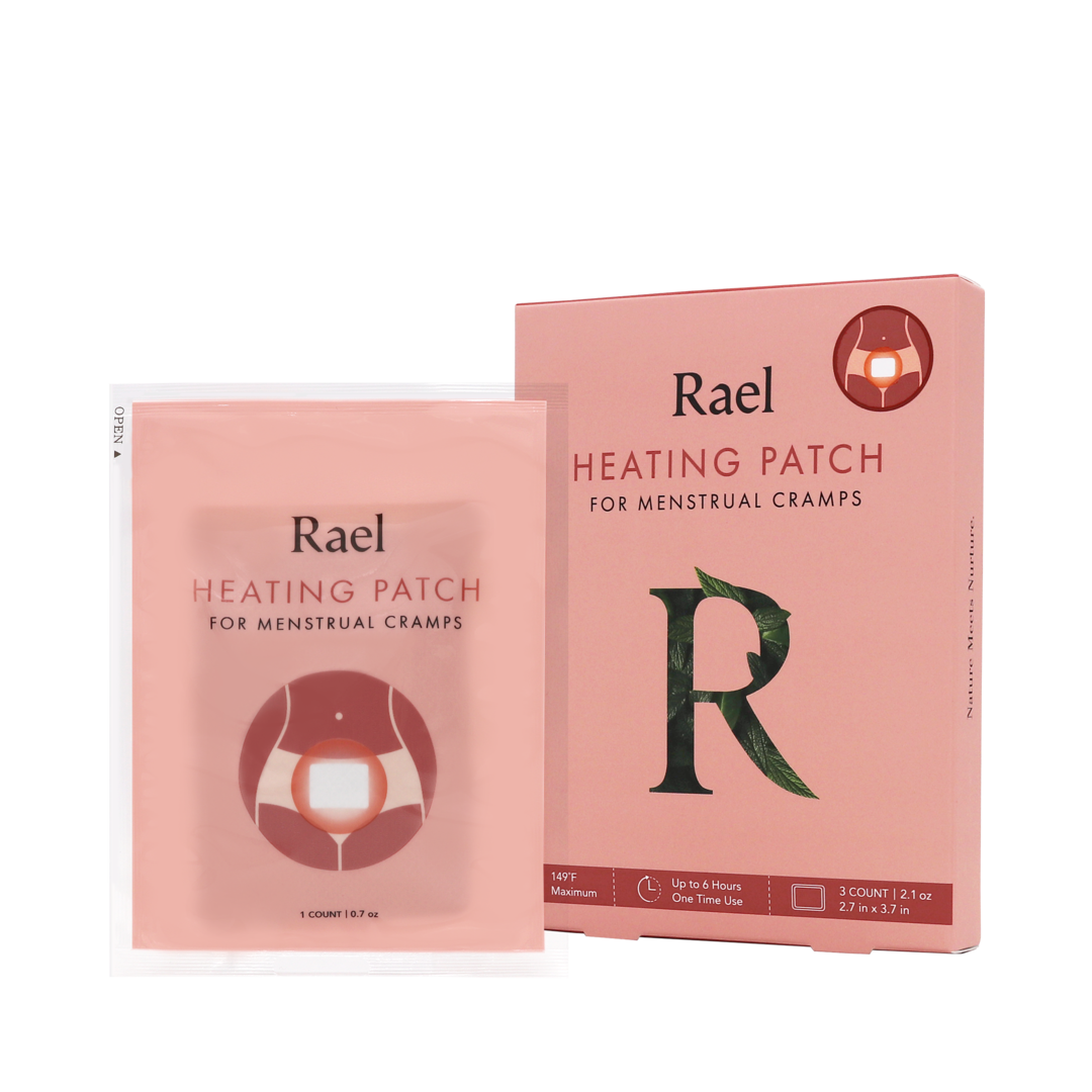 Rael-Herbal-Heating-Patch