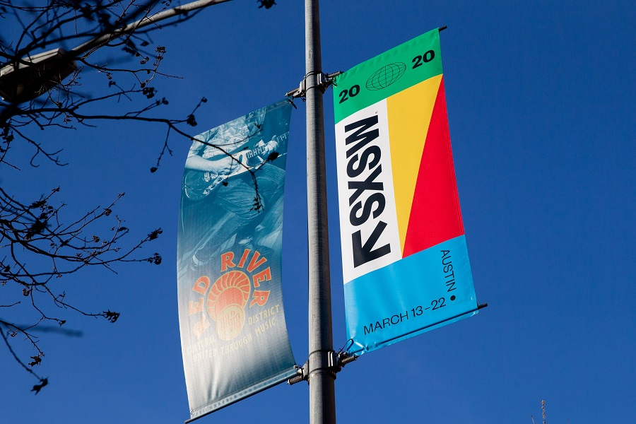 sxsw south by southwest festival banner