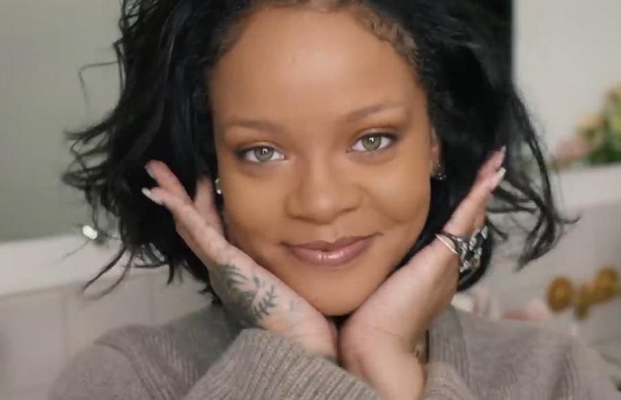 Rihanna Makeup Tutorial, no makeup makeup look
