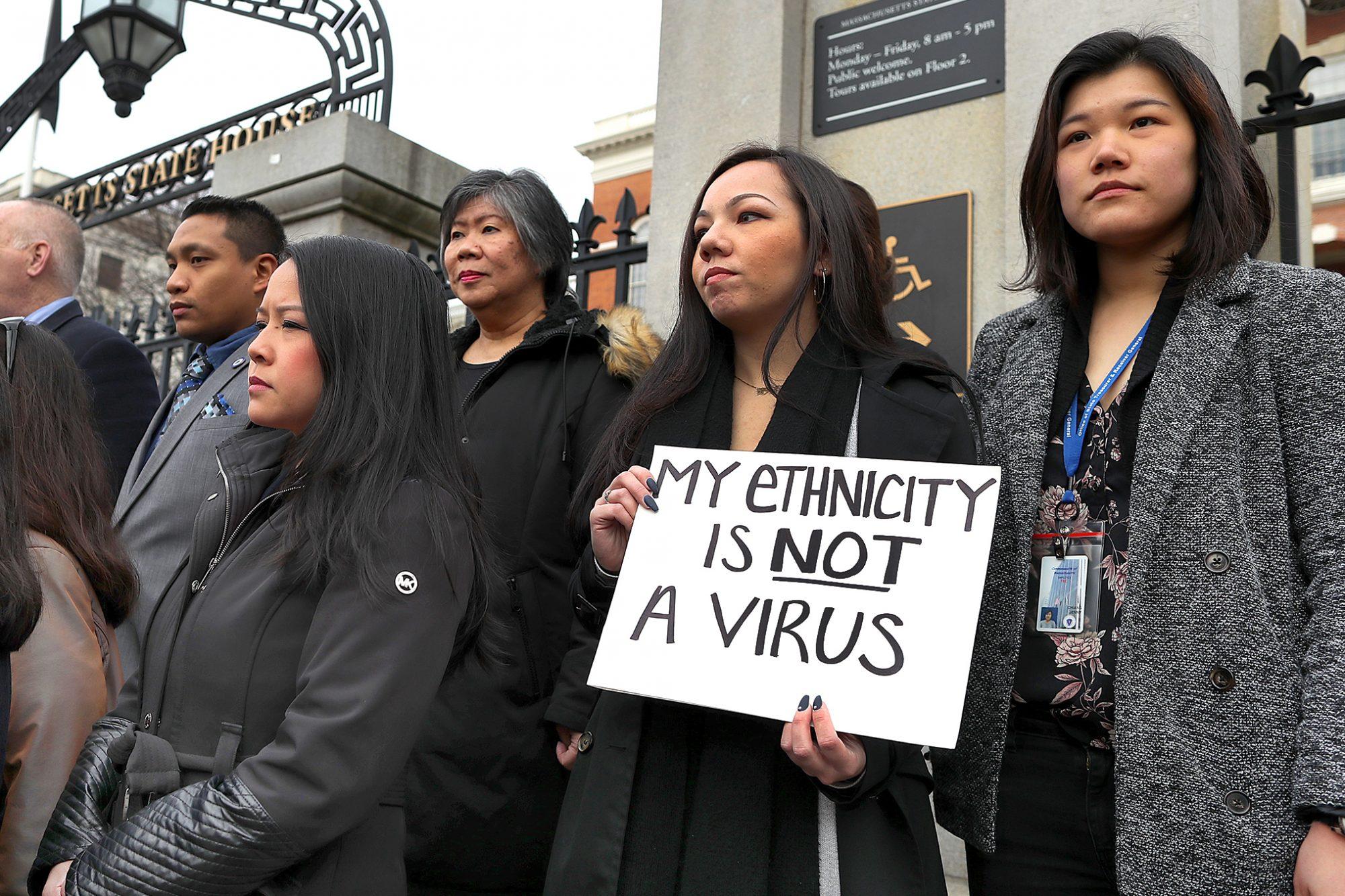 racism during coronavirus