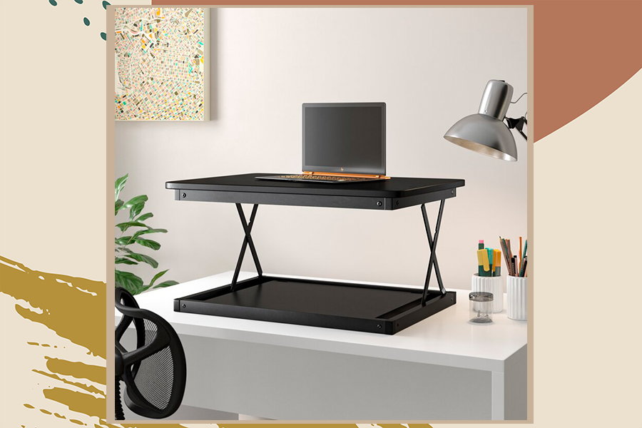 desks for small spaces, work from home standing desk