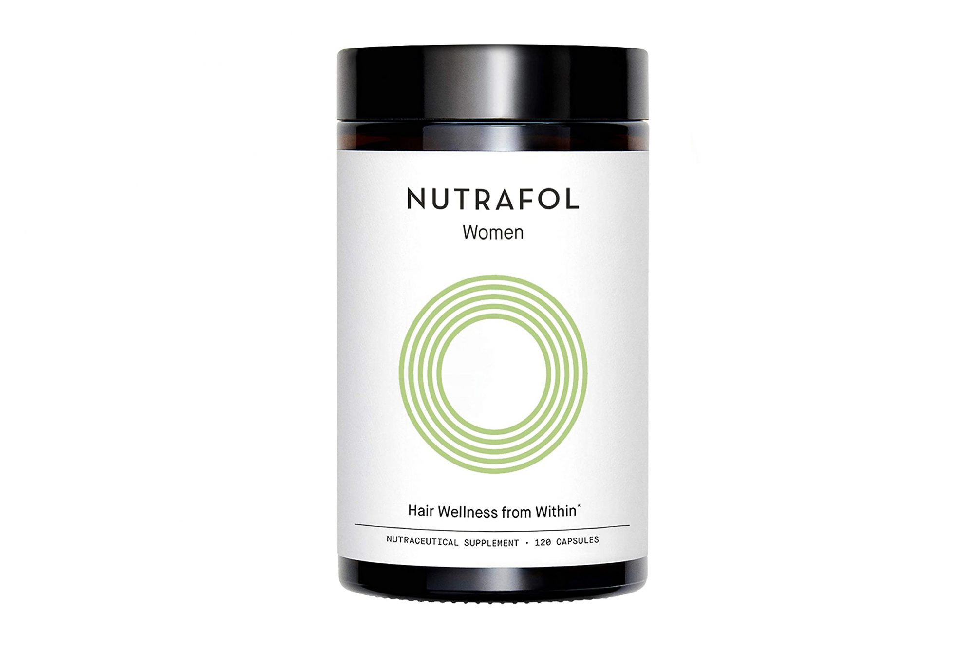 hair loss stress nutrafol