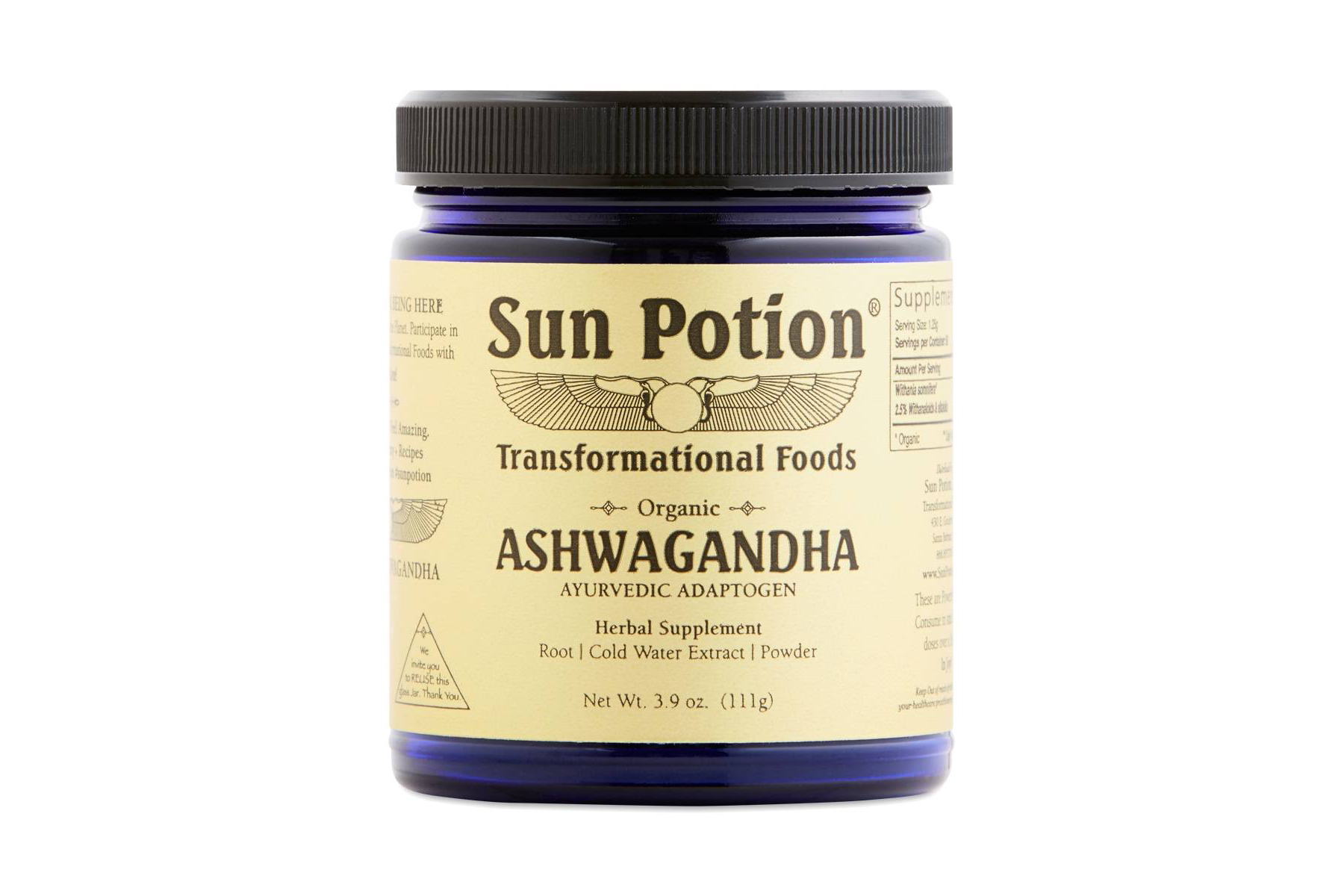 hair loss supplements sun potion