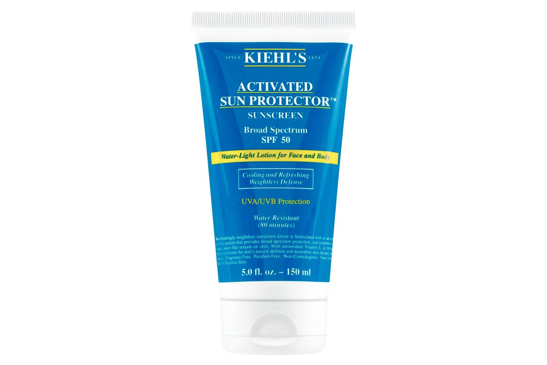 kiehls sunscreen