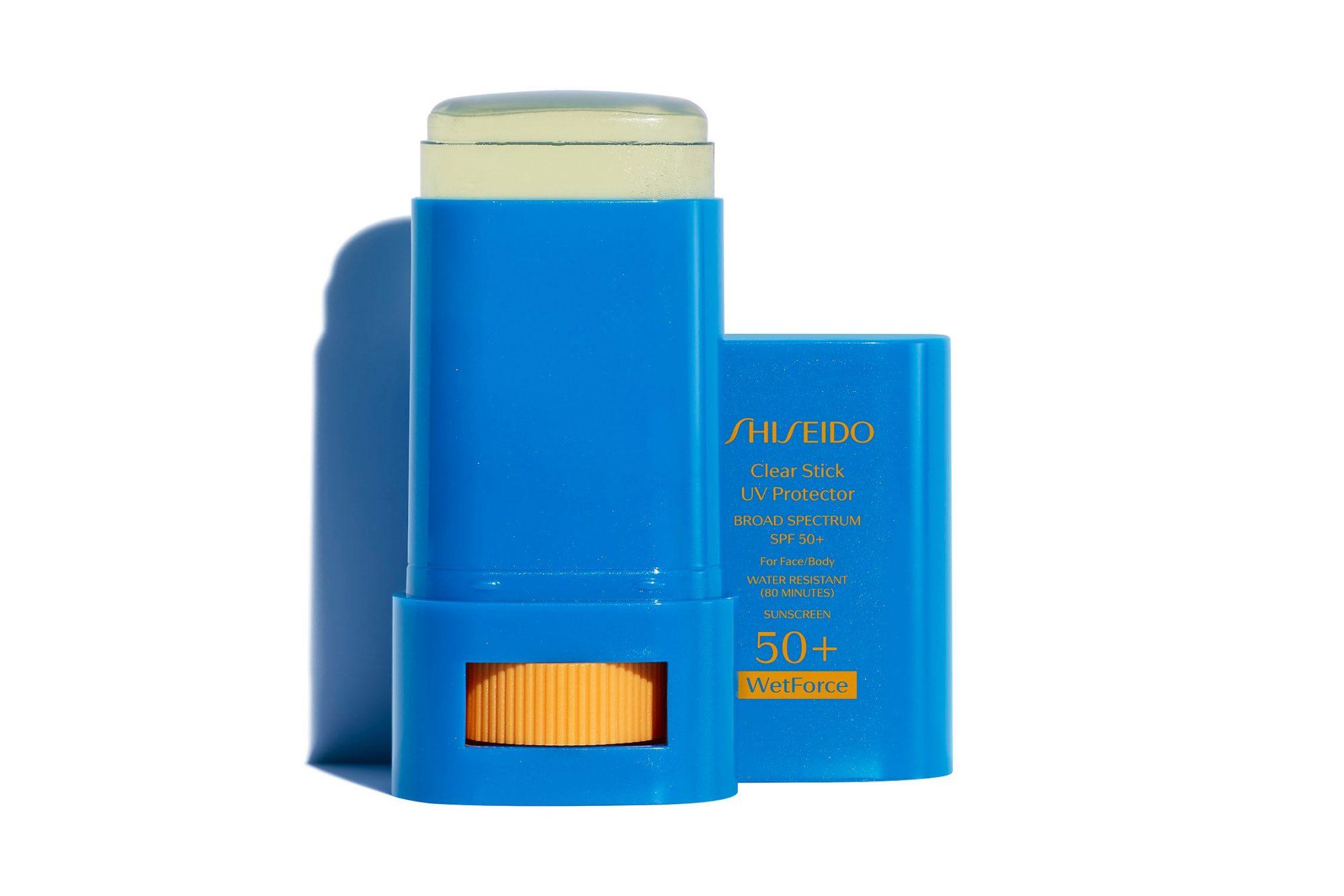 Shiseido sunscreen stick