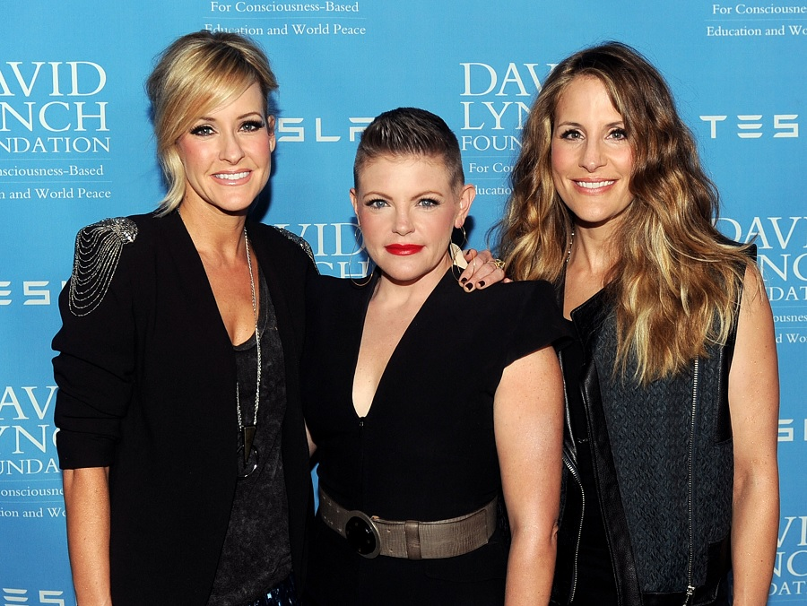the dixie chicks on the red carpet