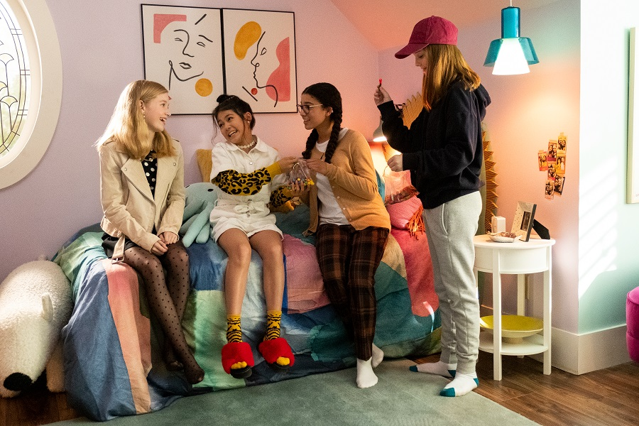 netflix the baby-sitters club series trailer