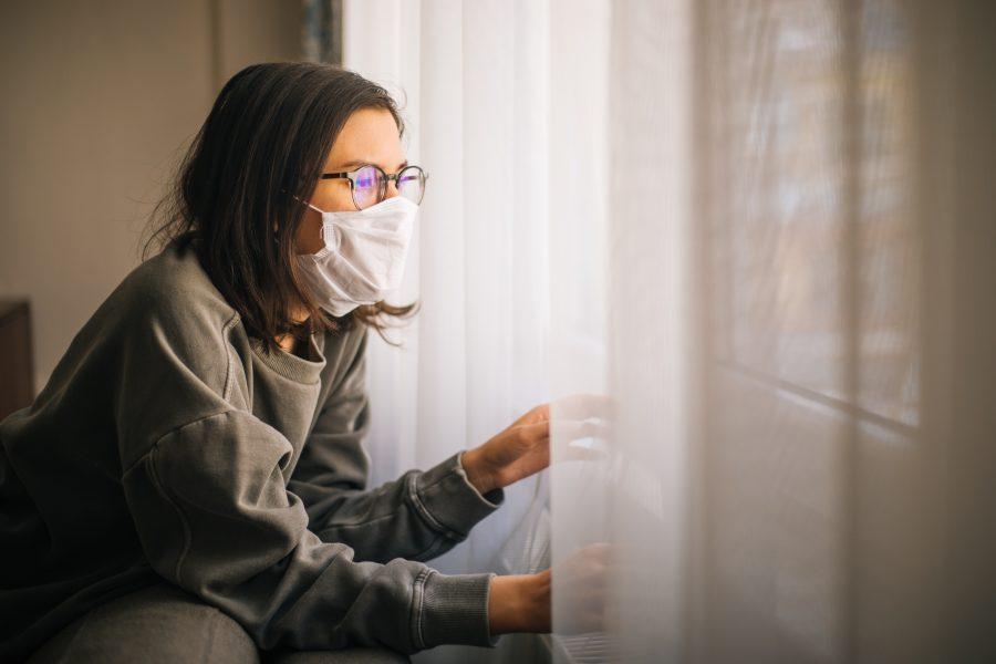 nurse during coronavirus