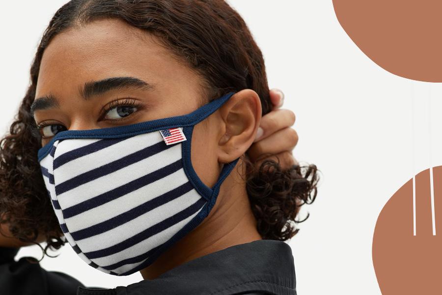 Everlane face mask coronavirus