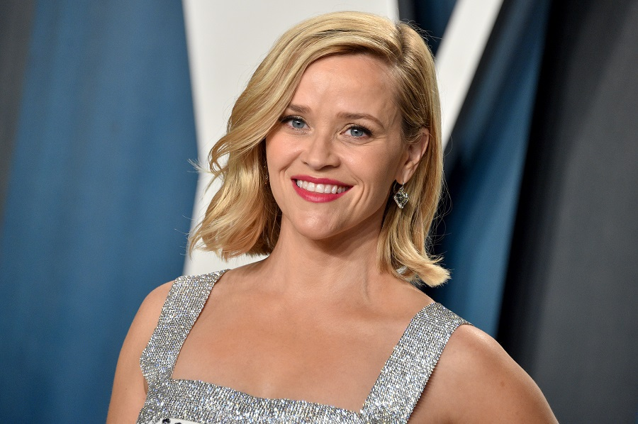 reese witherspoon at the 2020 oscars after party