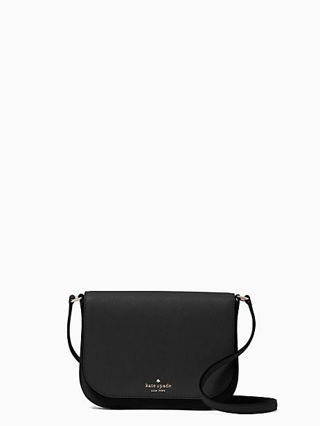kate spade black crossbody bag on sale