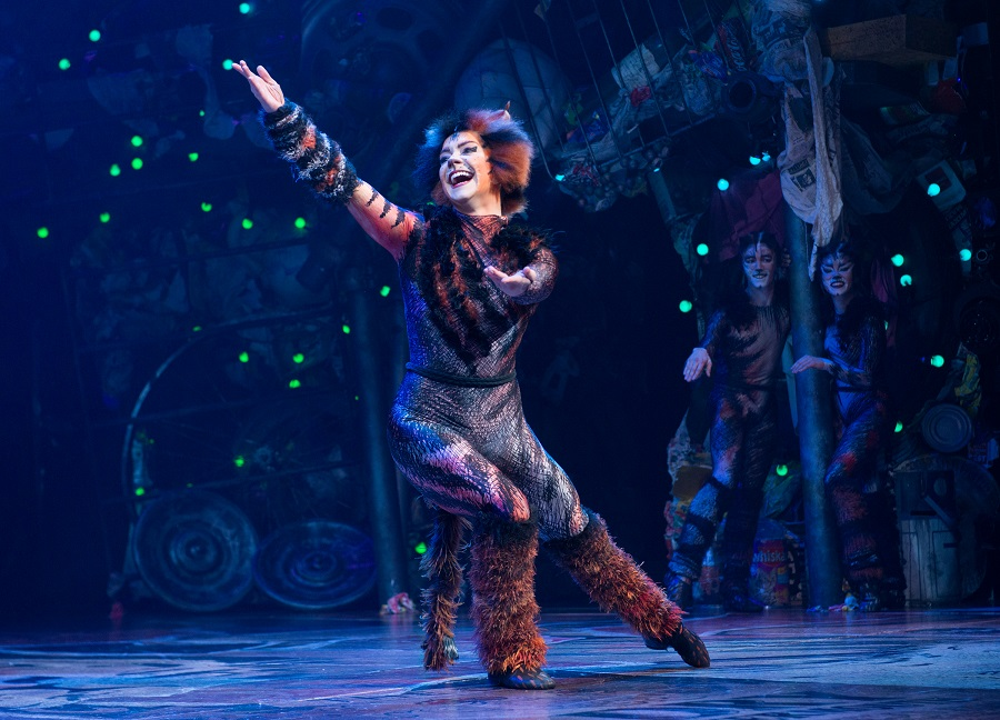 andrew lloyd webber's cats on broadway