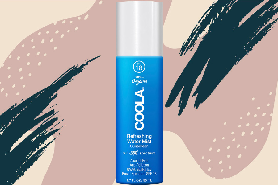 Coola Refreshing Water Mist Sunscreen review