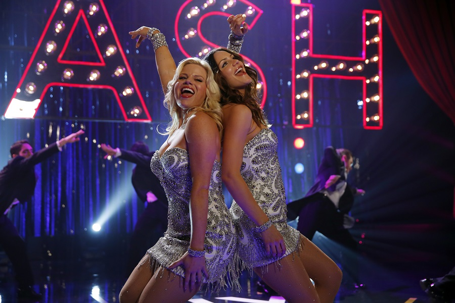 smash tv show, megan hilty and katharine mcphee