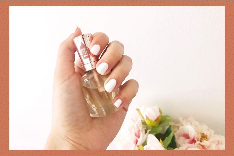 sally hansen nail and cuticle oil review