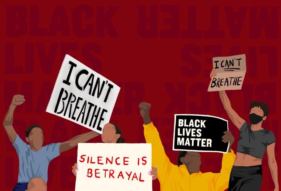 Black Lives Matter postcard Congress.Cards